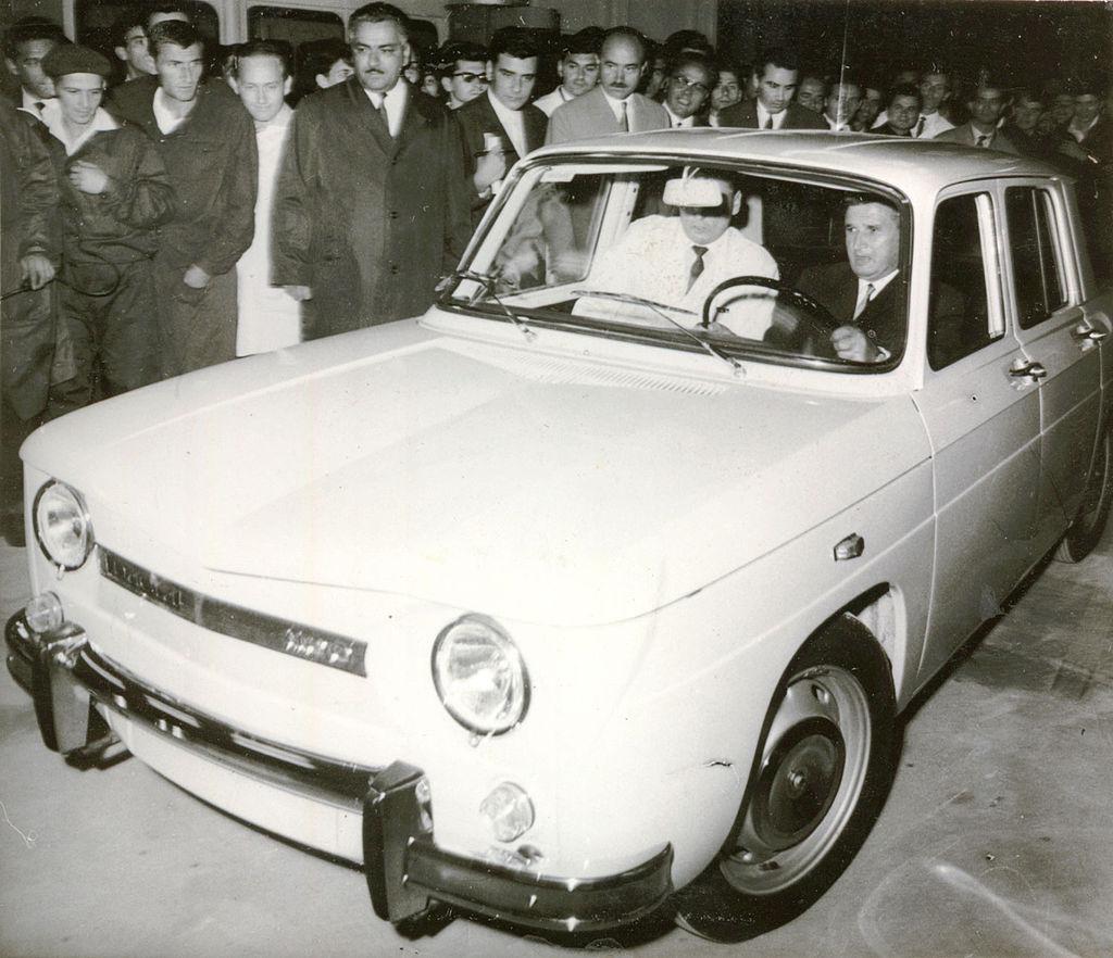 Dacia 1100 1968 1969 1970 1971 Autoevolution