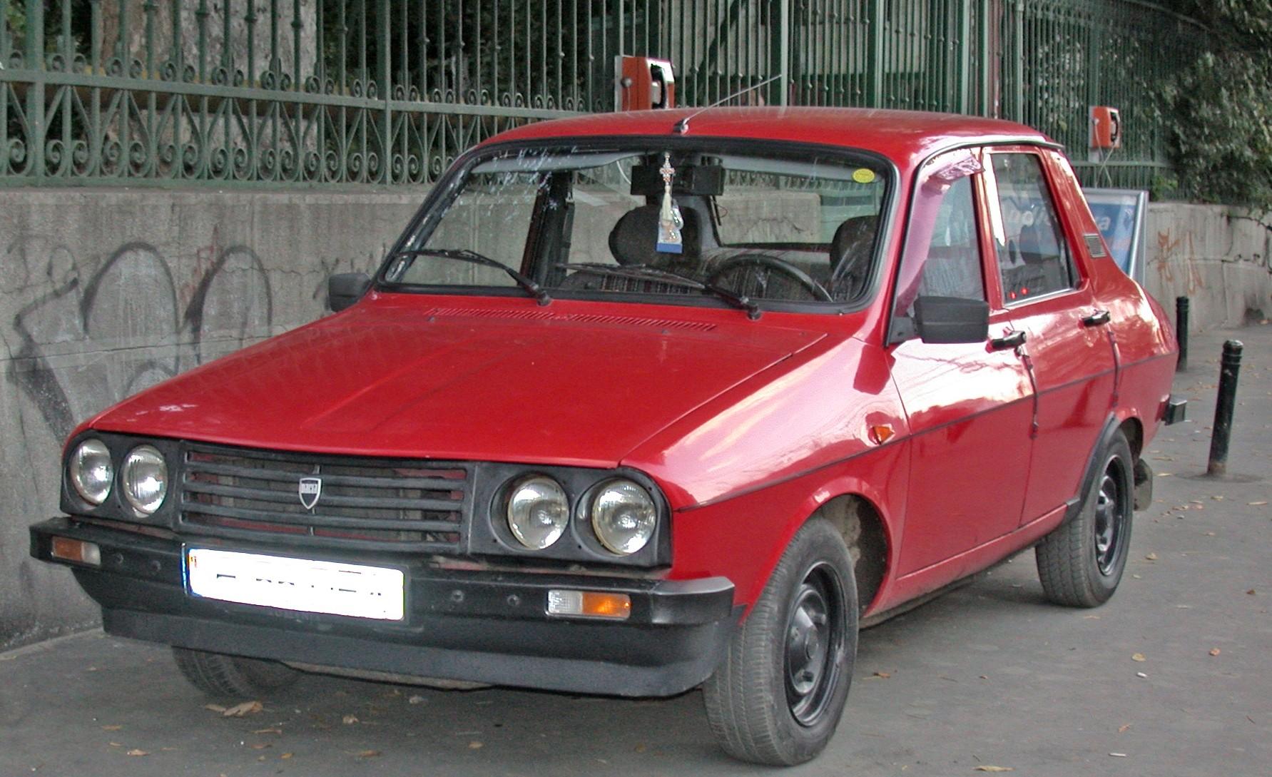 Dacia 1310 1984 1985 1986 1987 1988 1989 1990