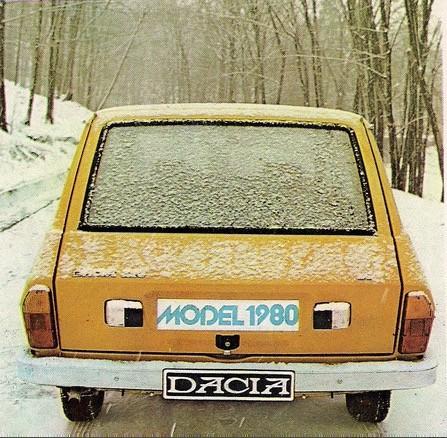DACIA 1310 Break specs - 1980, 1981, 1982, 1983, 1984 ...