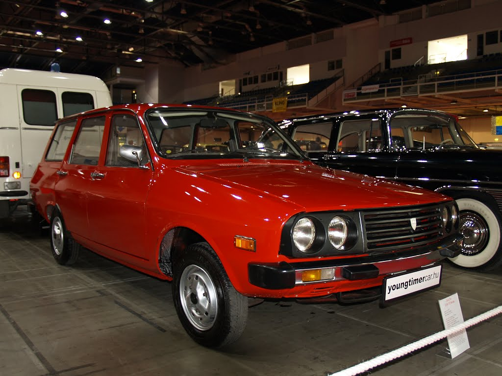 ... DACIA 1310 Break (1984 - 1990) ...