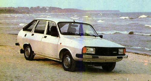Dacia 1320 Specs Amp Photos 1988 1989 1990 1991