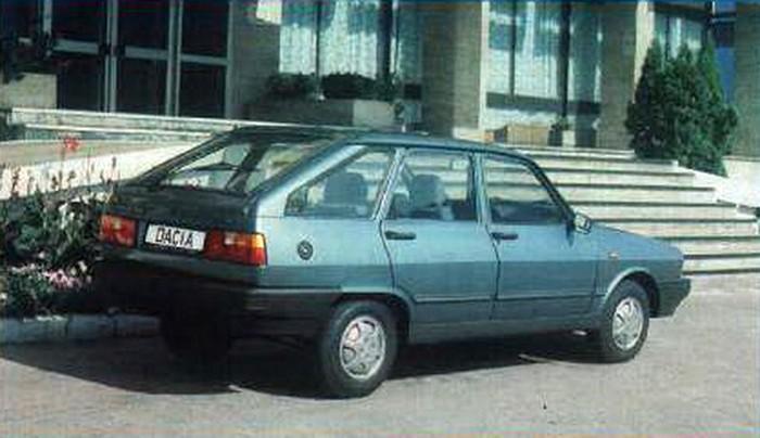 ... DACIA 1325 Liberta (1990 - 1996) ...