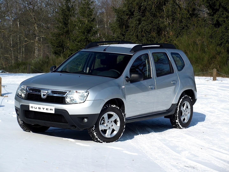 Dacia: DACIA Duster Specs & Photos