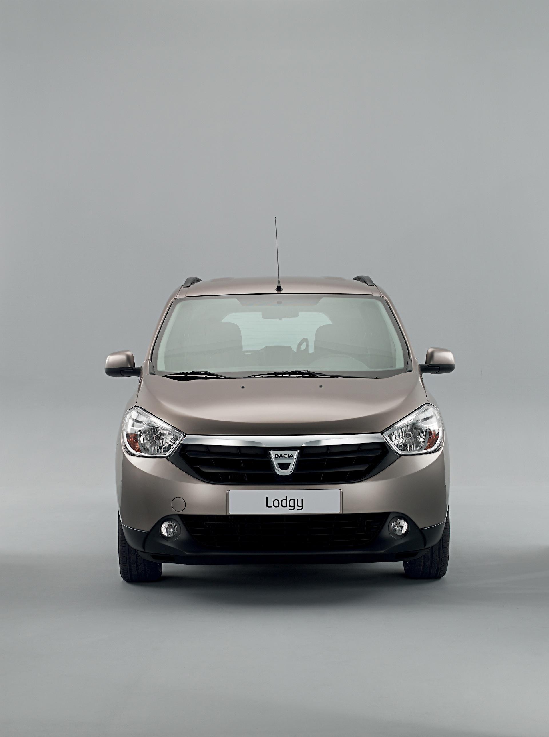 Dacia Sandero Specs >> DACIA Lodgy specs & photos - 2012, 2013, 2014, 2015, 2016, 2017, 2018 - autoevolution