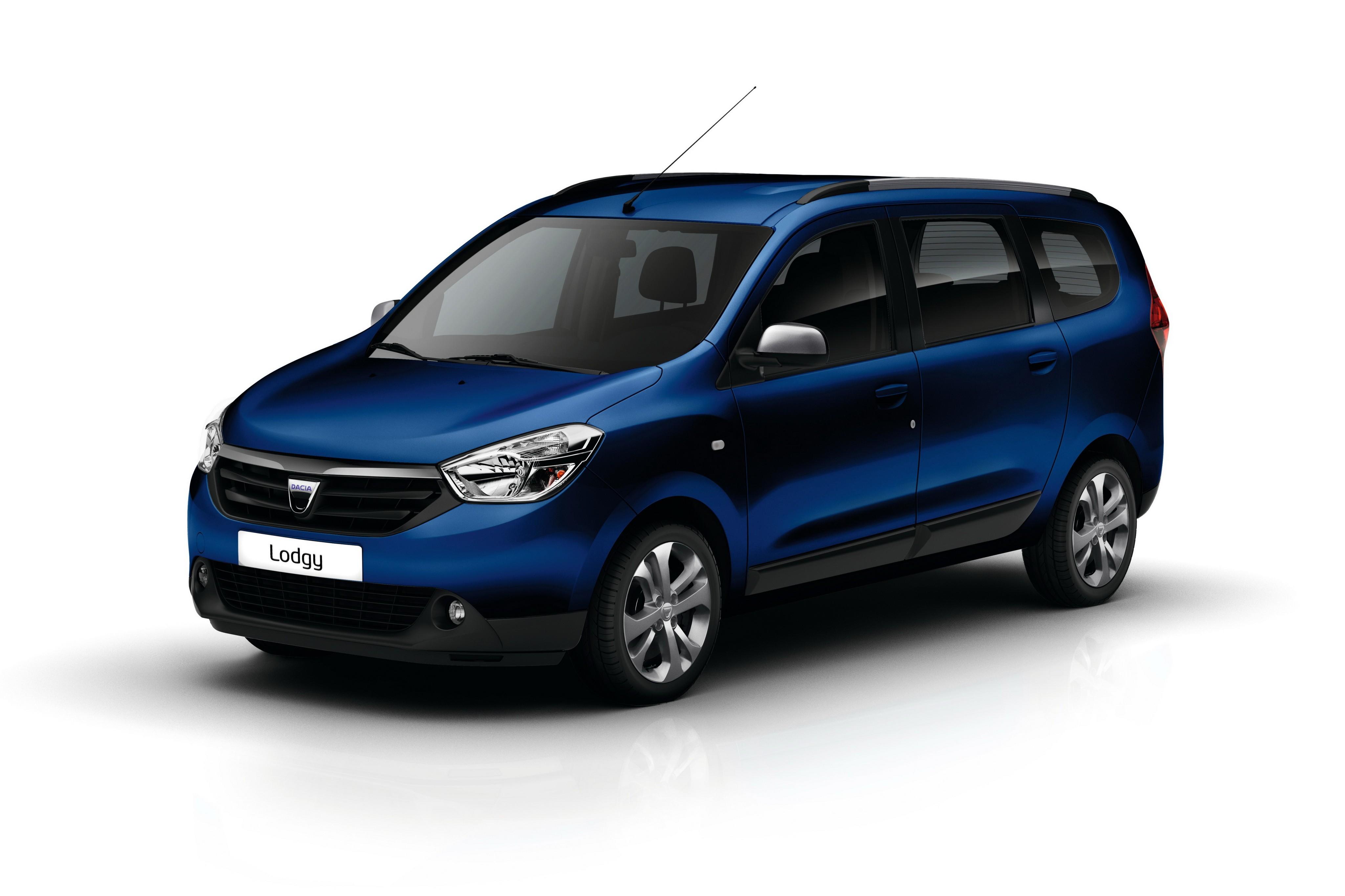 Dacia: DACIA Lodgy Specs & Photos