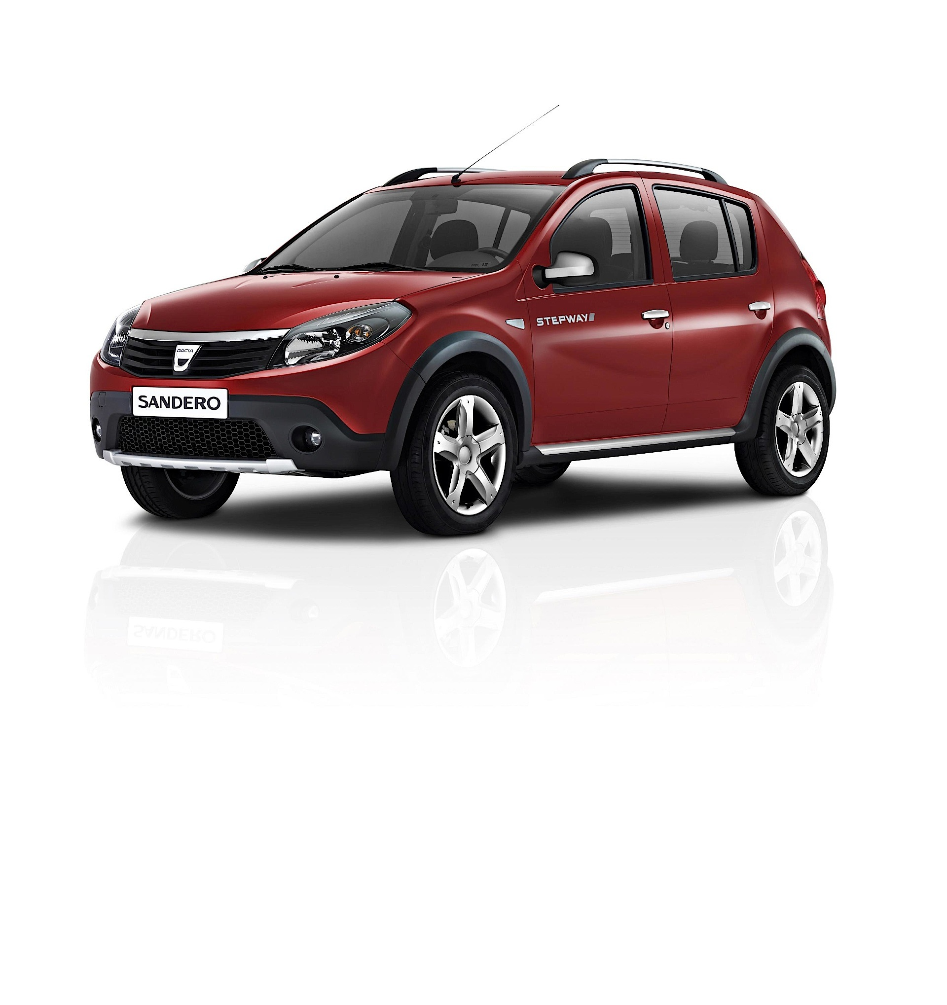 dacia sandero stepway specs 2009 2010 2011 2012 autoevolution. Black Bedroom Furniture Sets. Home Design Ideas