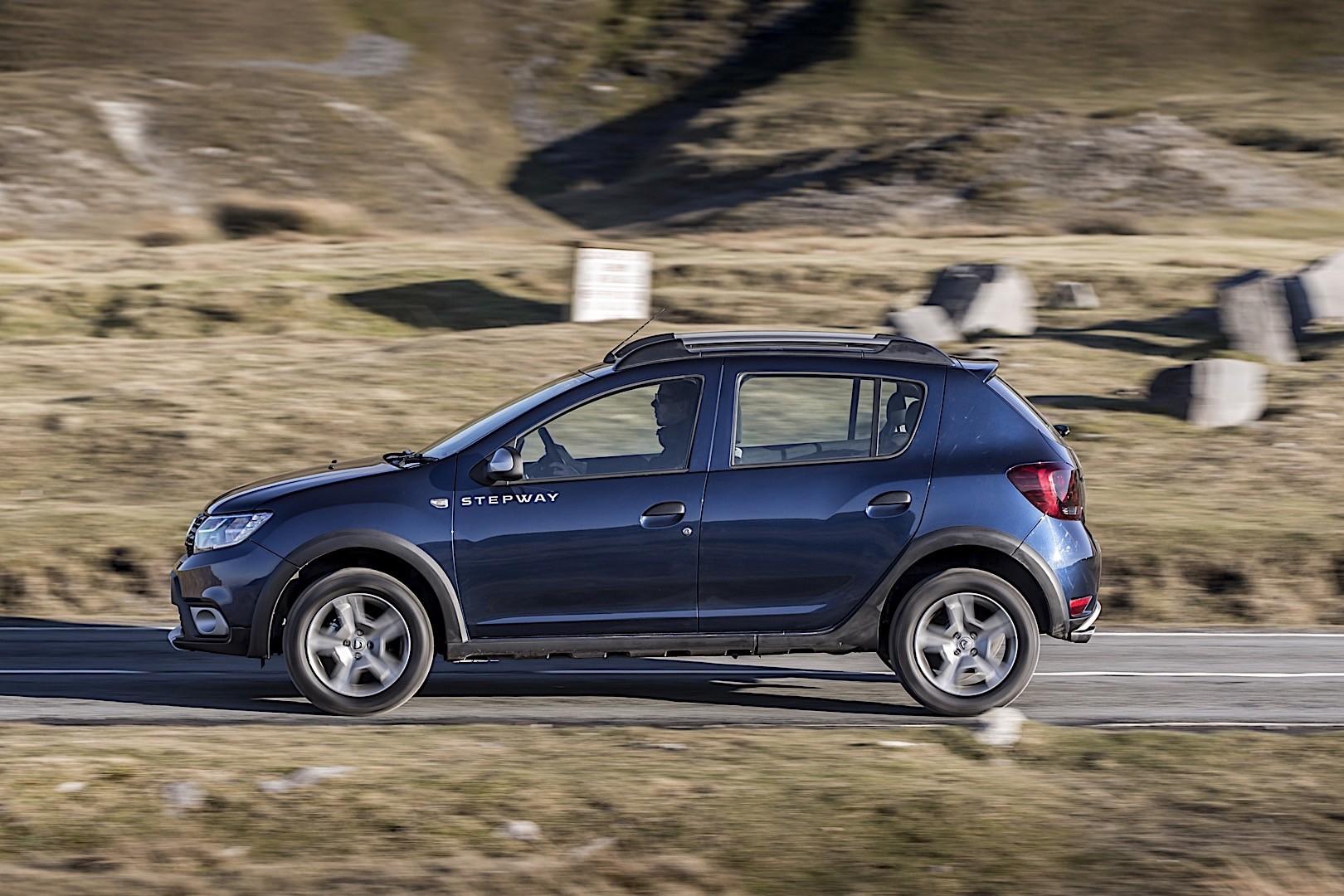 Dacia Duster 2018 Spec >> DACIA Sandero Stepway specs - 2016, 2017, 2018 - autoevolution
