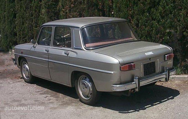 exterior  DACIA 1100  Dacia 1100