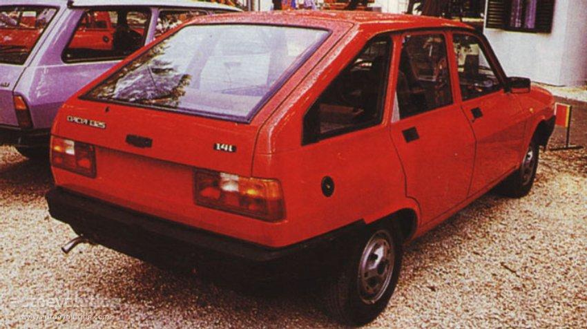 Dacia 1325 Liberta 1990