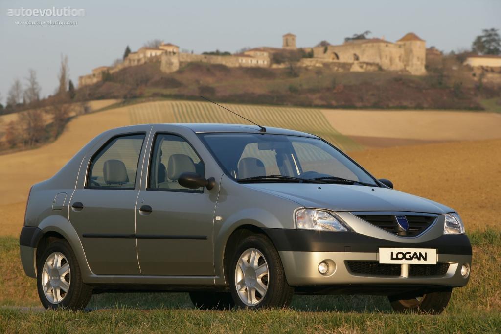 Dacia Logan Specs 2004 2005 2006 2007 2008