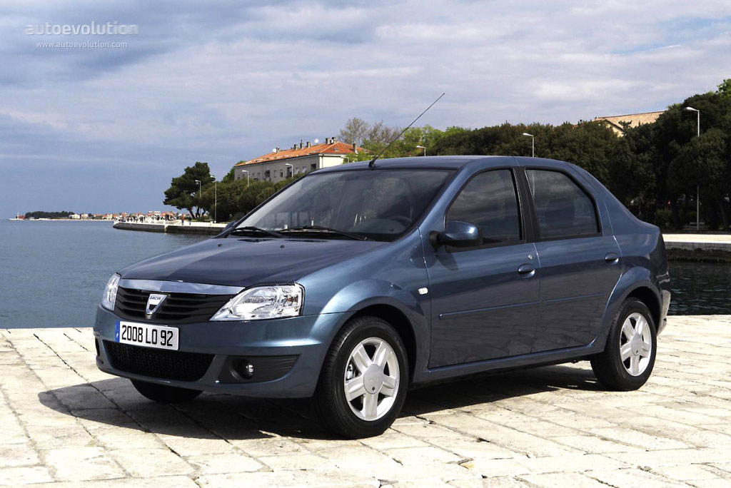 dacia logan specs 2008 2009 2010 2011 2012 autoevolution. Black Bedroom Furniture Sets. Home Design Ideas