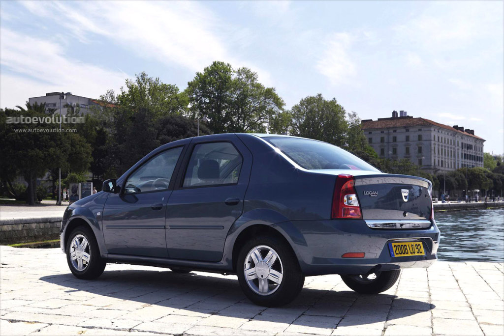 Dacia Logan 2008 2009 2010 2011 2012 Autoevolution