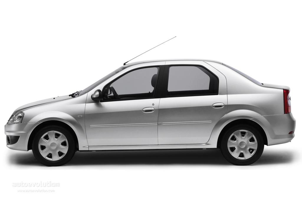 Dacia Logan Specs - 2008  2009  2010  2011  2012