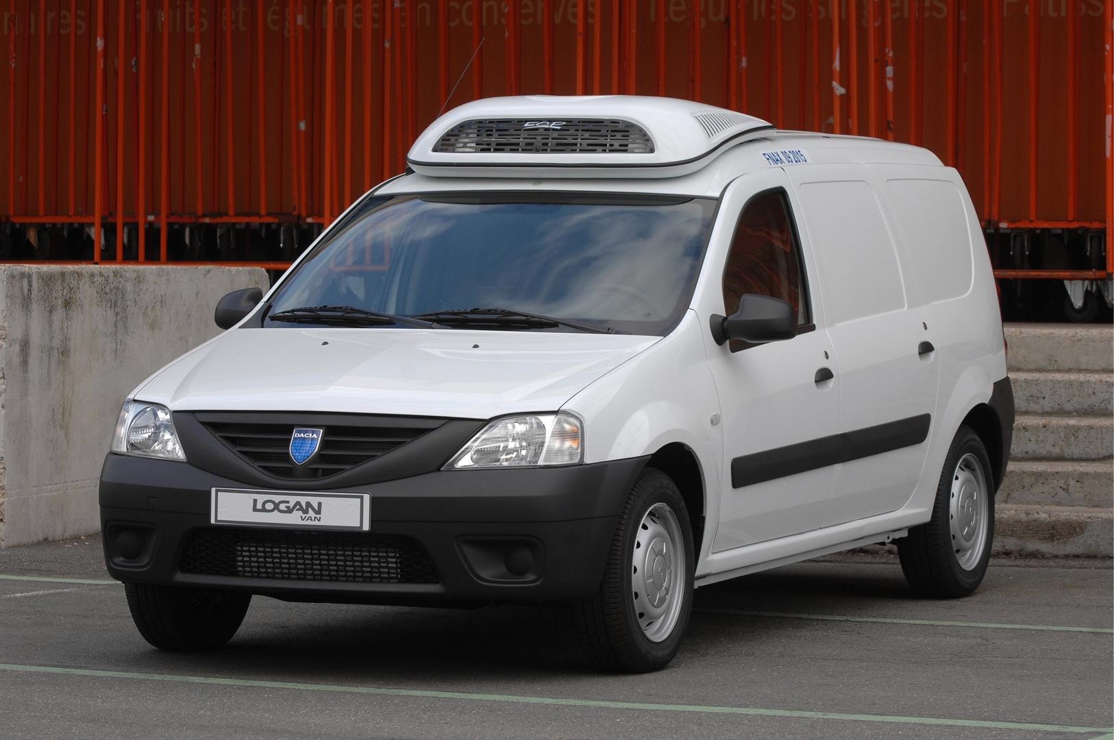 Dacia Logan Van Specs Amp Photos 2007 2008 2009 2010