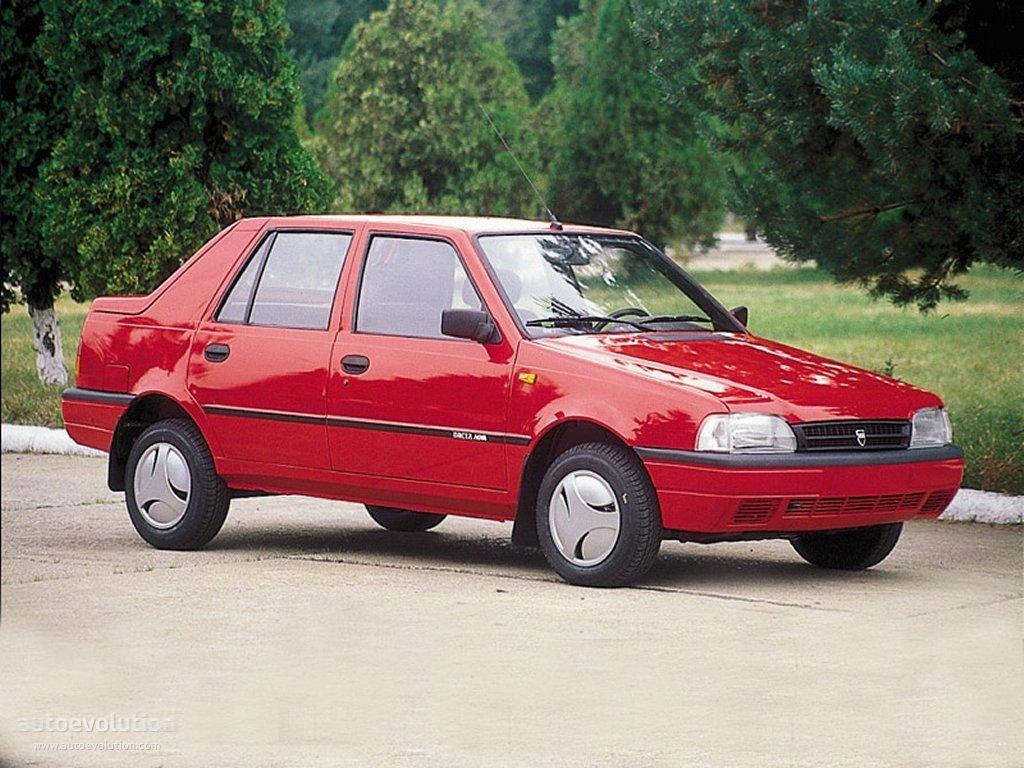 Dacia Nova 1995 1996 1997 1998 1999 Autoevolution