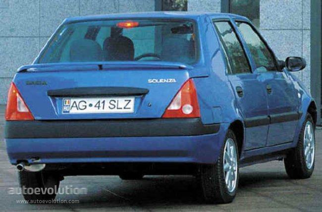 Dacia Duster 2019 >> DACIA Solenza specs & photos - 2003, 2004, 2005 - autoevolution
