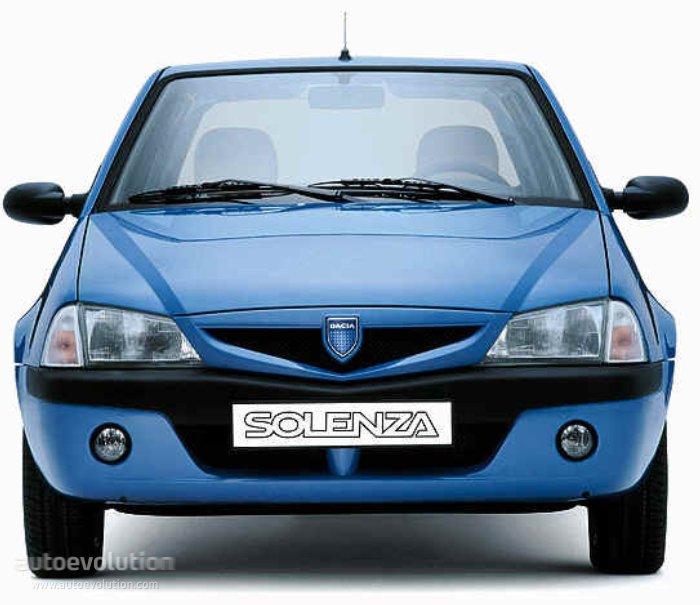 Dacia Solenza Specs Amp Photos 2003 2004 2005
