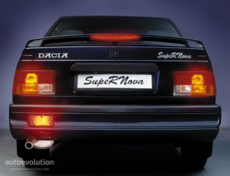 Dacia Supernova Specs 1999 2000 2001 2002 2003