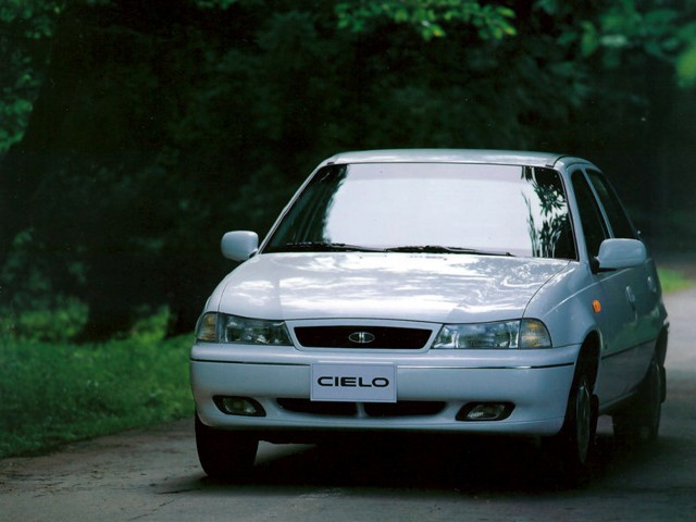 DAEWOO Cielo/Nexia specs - 1994, 1995, 1996, 1997 - autoevolution
