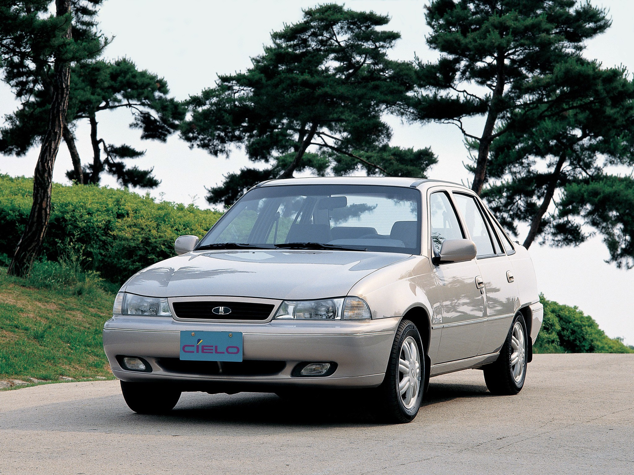 Daewoo Cielo  Nexia - 1994  1995  1996  1997