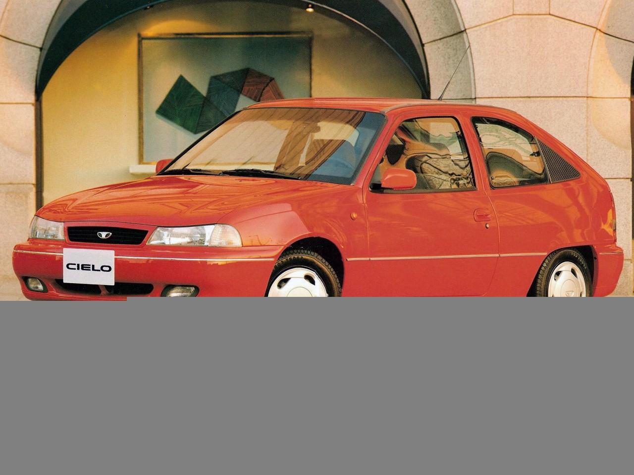 Daewoo Cielo  Nexia Hatchback 3 Doors
