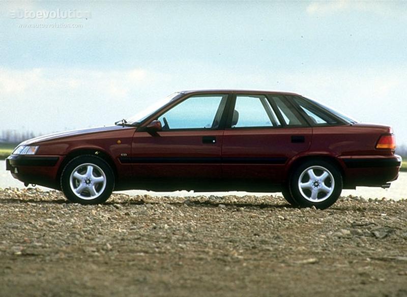 daewoo espero specs 1990 1991 1992 1993 1994 1995 1996 1997 rh autoevolution com Daewoo Espero Interior Daewoo Cielo