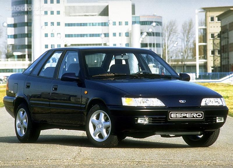 Daewoo espero specs 1990 1991 1992 1993 1994 1995 1996 1997 autoevolution