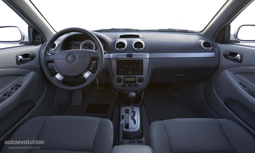 Daewoo lacetti 2002 2003 2004 2005 2006 2007 2008 2009 autoevolution