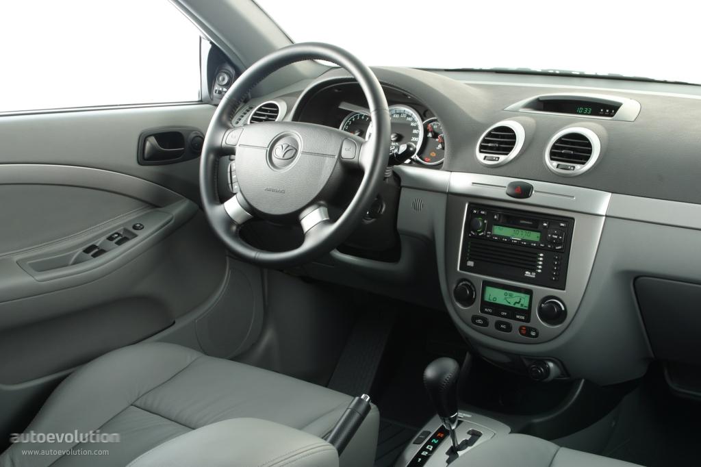 DAEWOO Lacetti 5 doors - 2003, 2004, 2005, 2006, 2007, 2008, 2009, 2010, 2011 - autoevolution