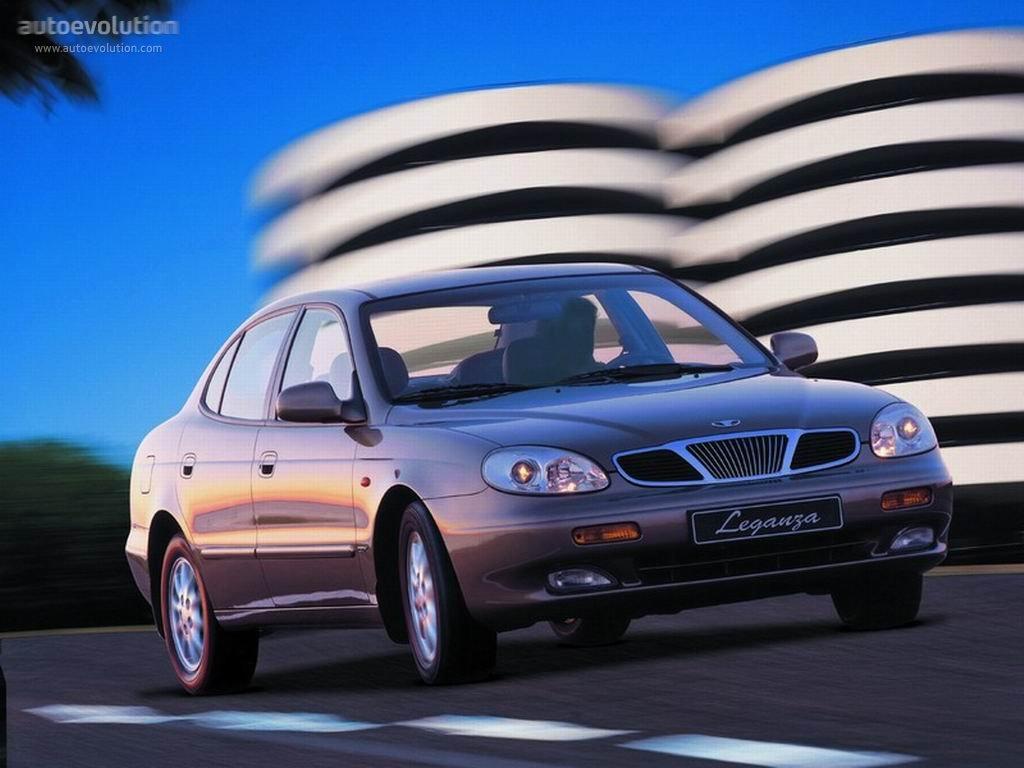 Daewoo Leganza 1997 1998 1999 2000 2001 2002
