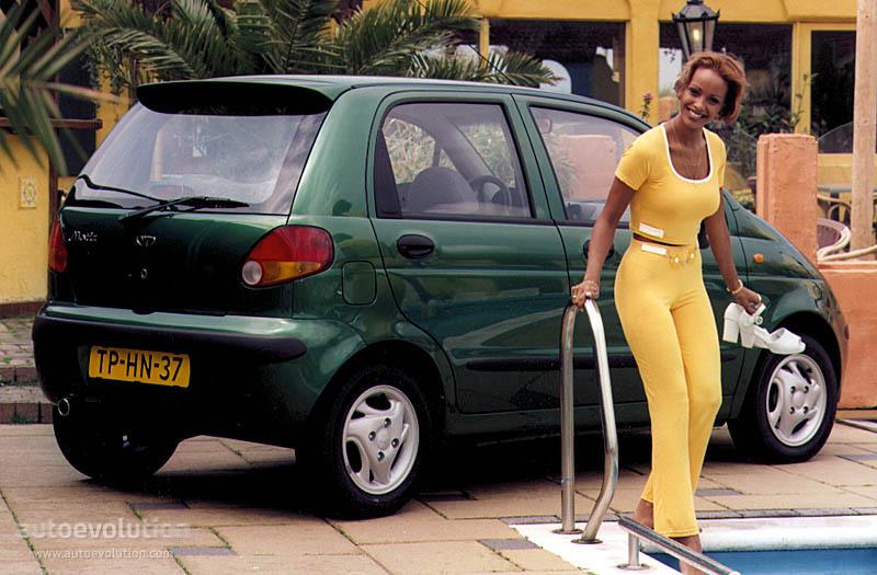DAEWOO Matiz specs & photos - 1998, 1999, 2000, 2001, 2002 ...