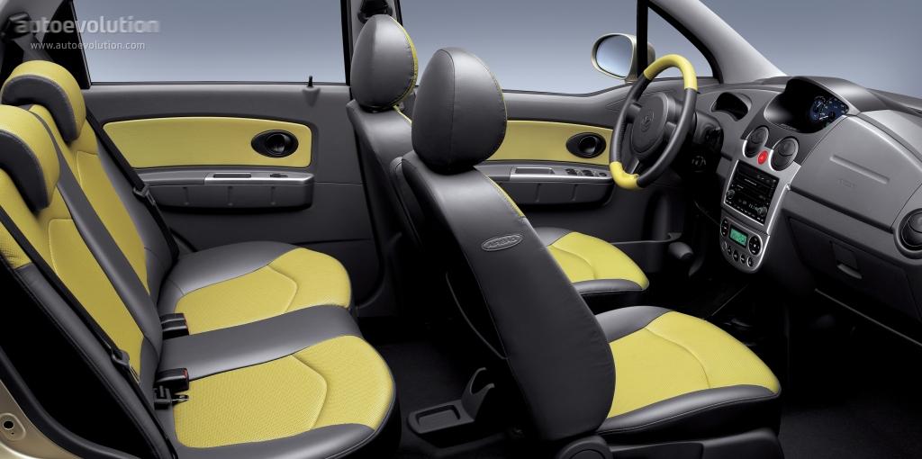 Daewoo Matiz 2005 2006 2007 2008 2009 Autoevolution