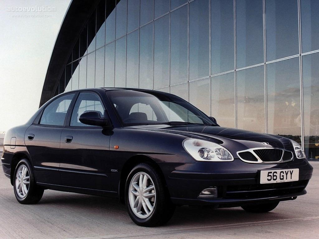 Daewoo Nubira 2000 2001 2002 2003 Autoevolution