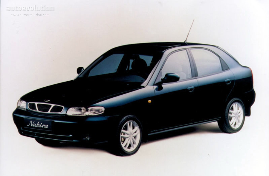 Daewoo Nubira Hatchback Specs 1997 1998 1999
