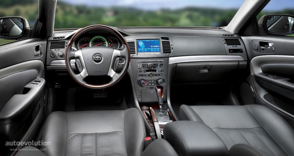 Daewoo Tosca Saloon (1 generation) 2.0 MT (142hp) Auto Fiche technique, prix et