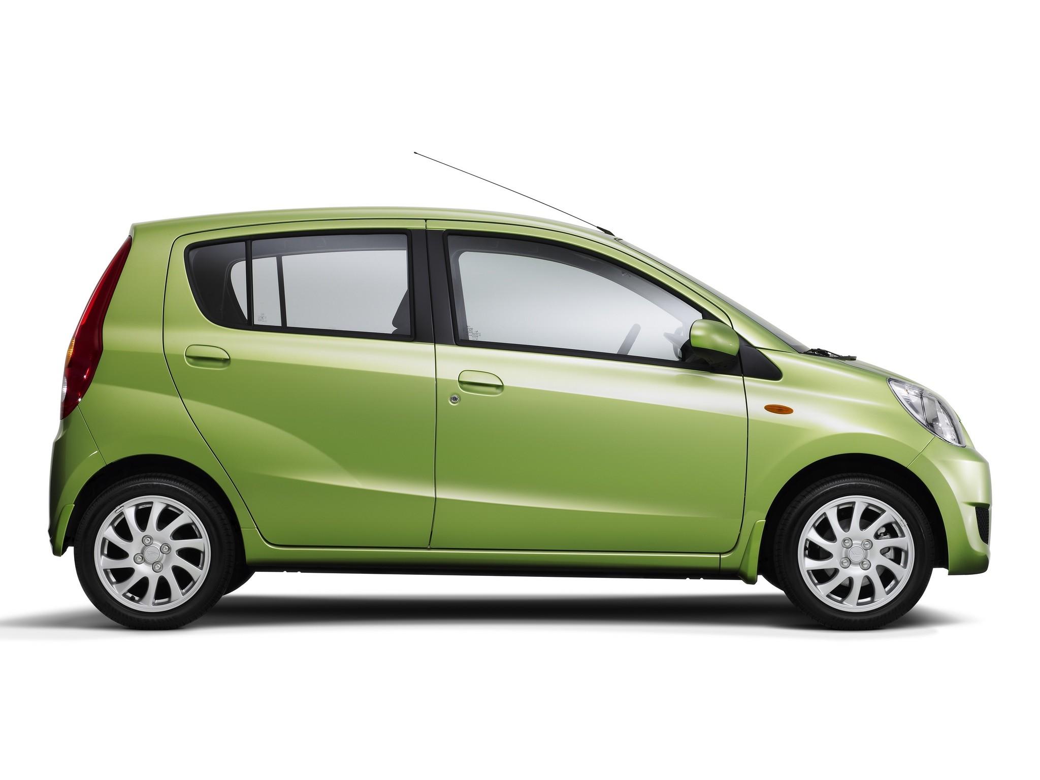 Daihatsu Cuore Specs 2007 2008 2009 2010 2011 2012