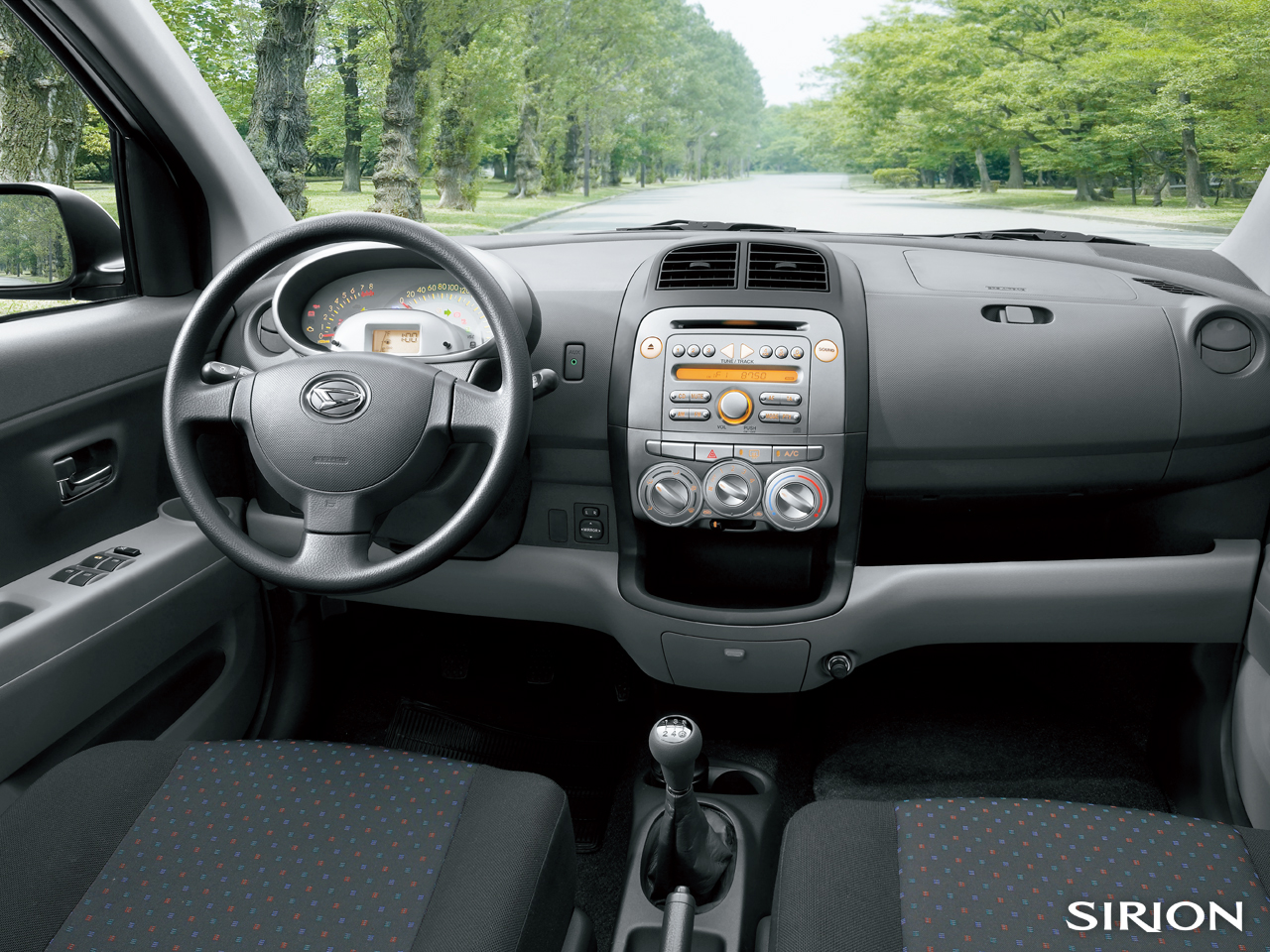 Daihatsu sirion specs 2010 2011 2012 2013 2014 2015 for Interieur rouge