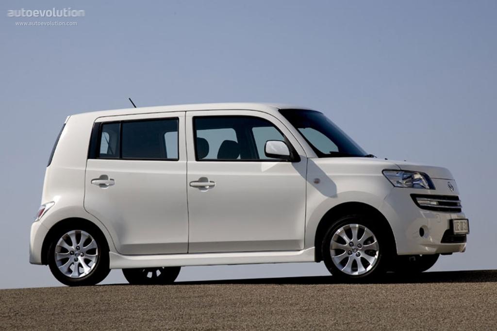 Daihatsu Materia 2007 2008 2009 2010 2011 2012