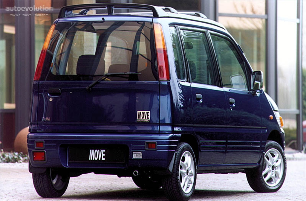 Daihatsu Move Specs 1997 1998 1999 Autoevolution