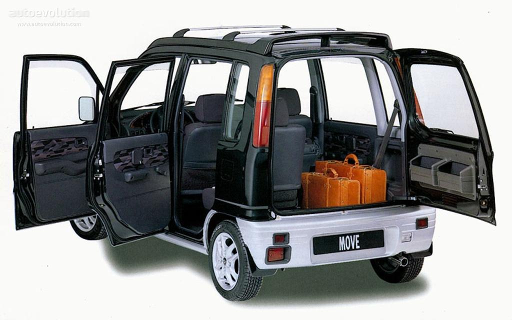 Daihatsu Move 1997 1998 1999 Autoevolution
