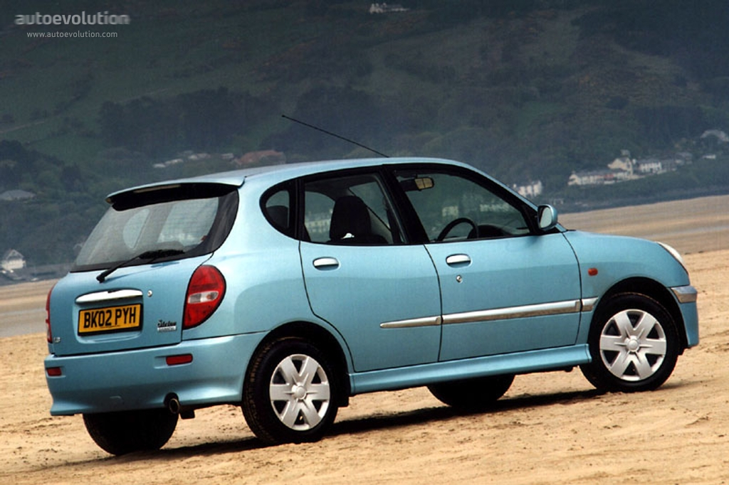 Daihatsu Sirion Specs 2001 2002 2003 2004 Autoevolution