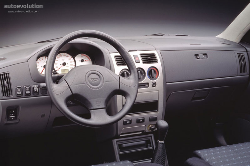daihatsu sirion   2001 2002 2003 2004   autoevolution