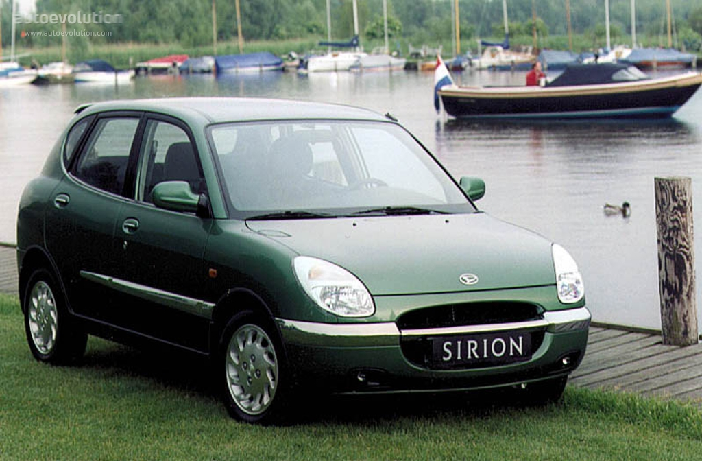 Cars Under 2000 >> DAIHATSU Sirion specs & photos - 1998, 1999, 2000, 2001, 2002 - autoevolution