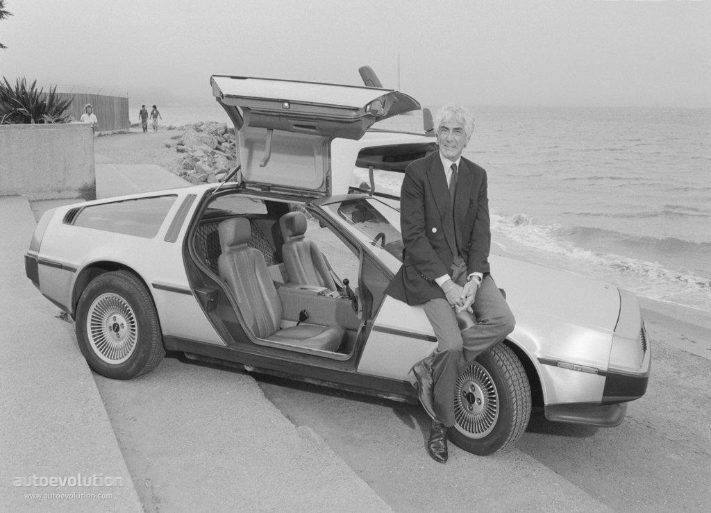 Delorean Dmc 12 Specs 1981 1982 1983 Autoevolution