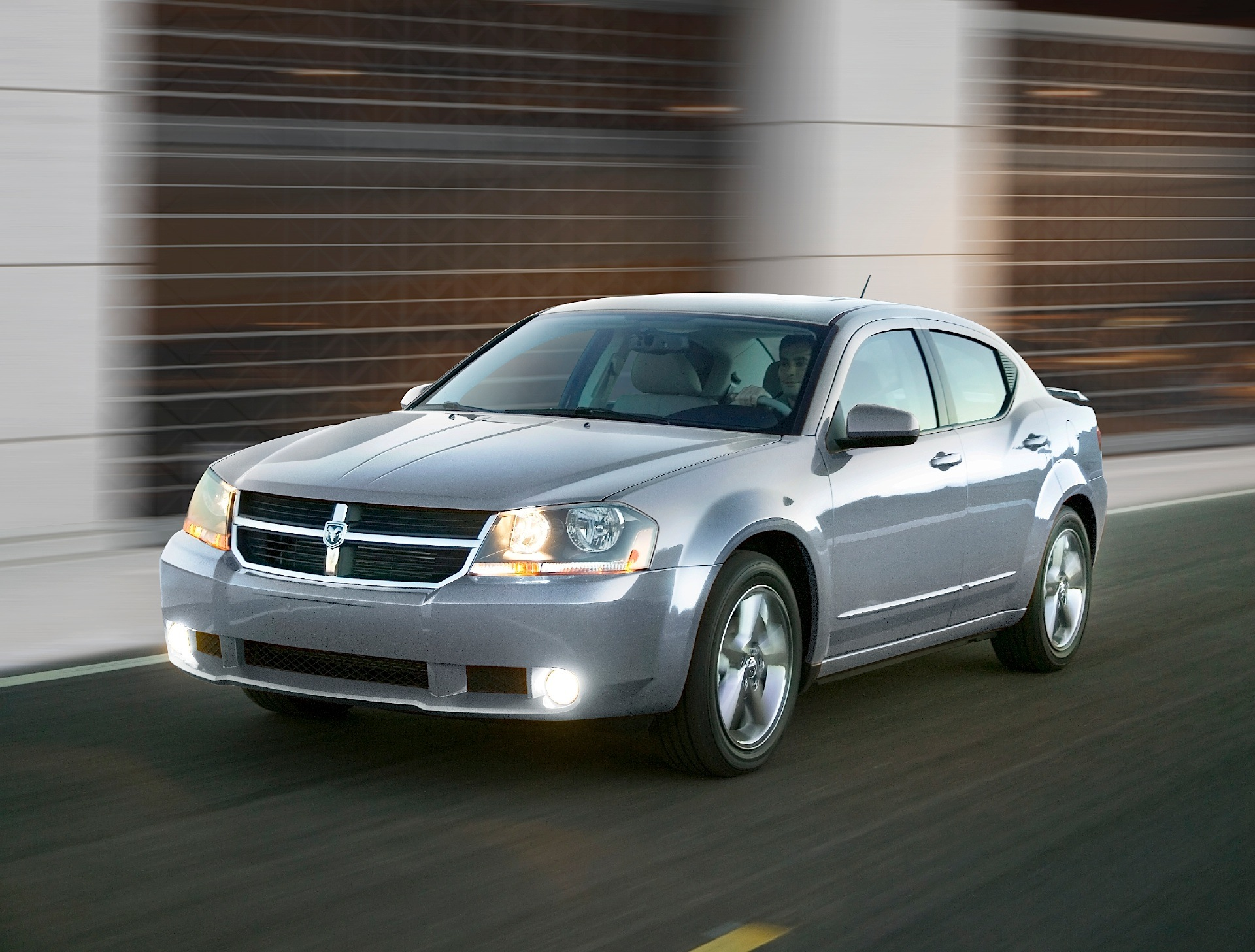 Dodge Avenger Specs Photos 2007 2008 2009 2010 Autoevolution