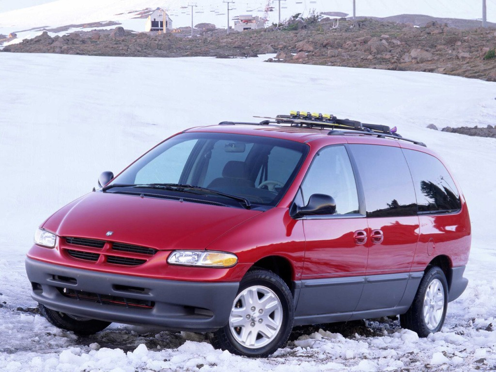 Dodge Caravan Specs  U0026 Photos - 1995  1996  1997  1998  1999  2000  2001