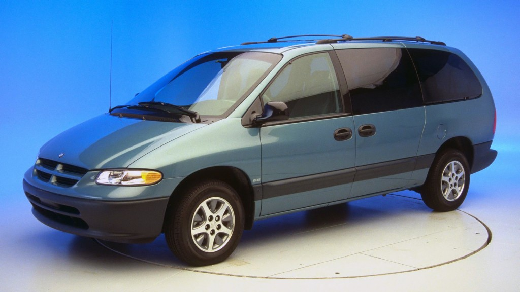 Dodge Caravan on Dodge Caravan 3 0 Engine