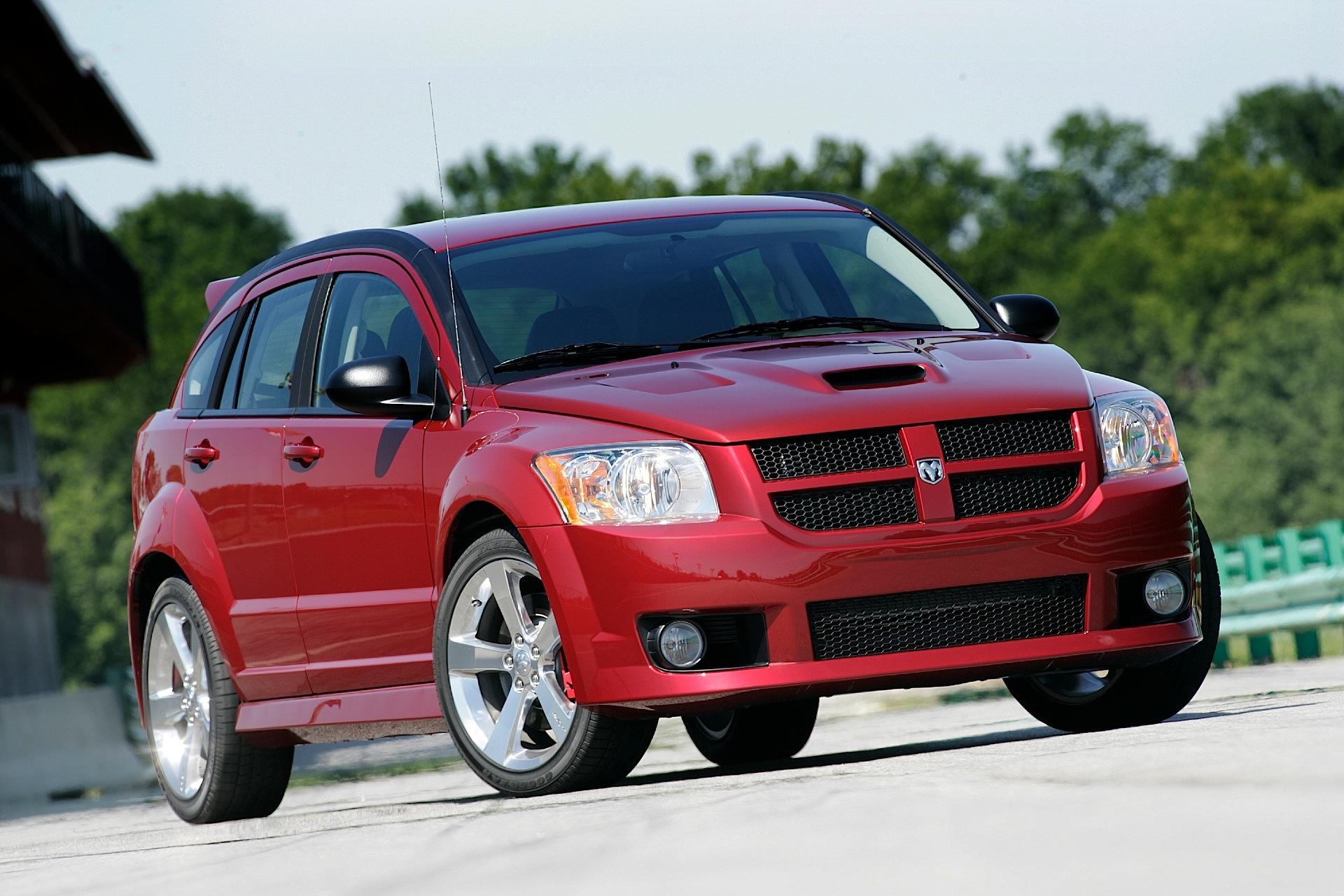 Dodge Caliber Srt on Acura Integra Hatchback