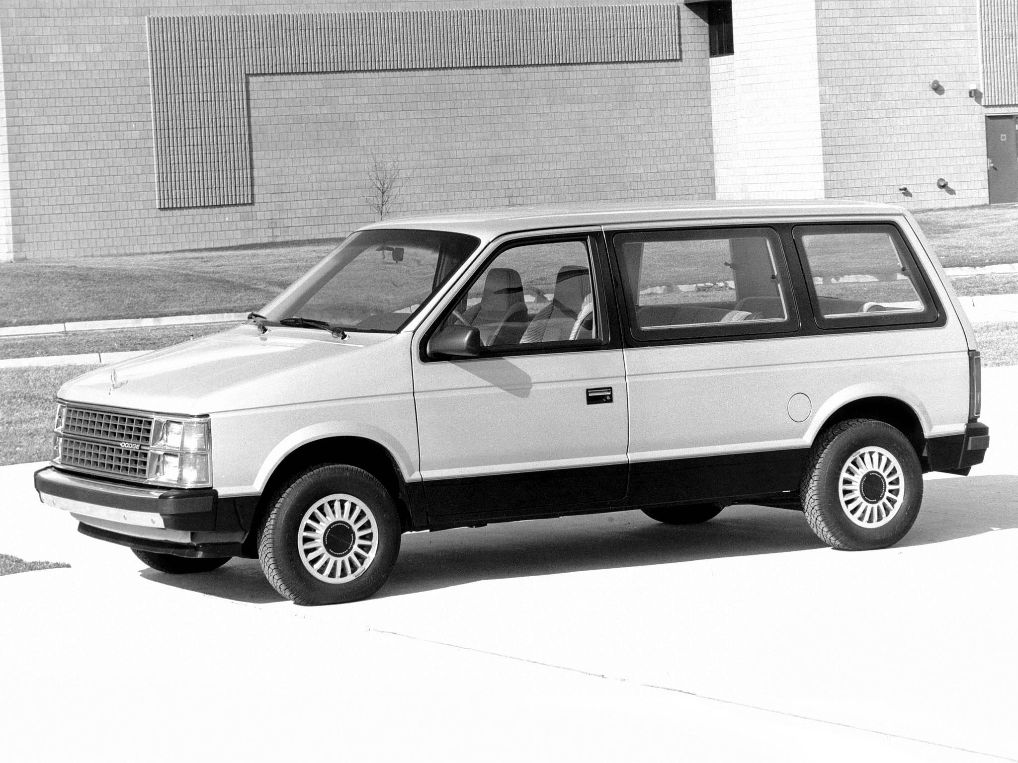 Dodge Caravan on 1984 Dodge Grand Caravan