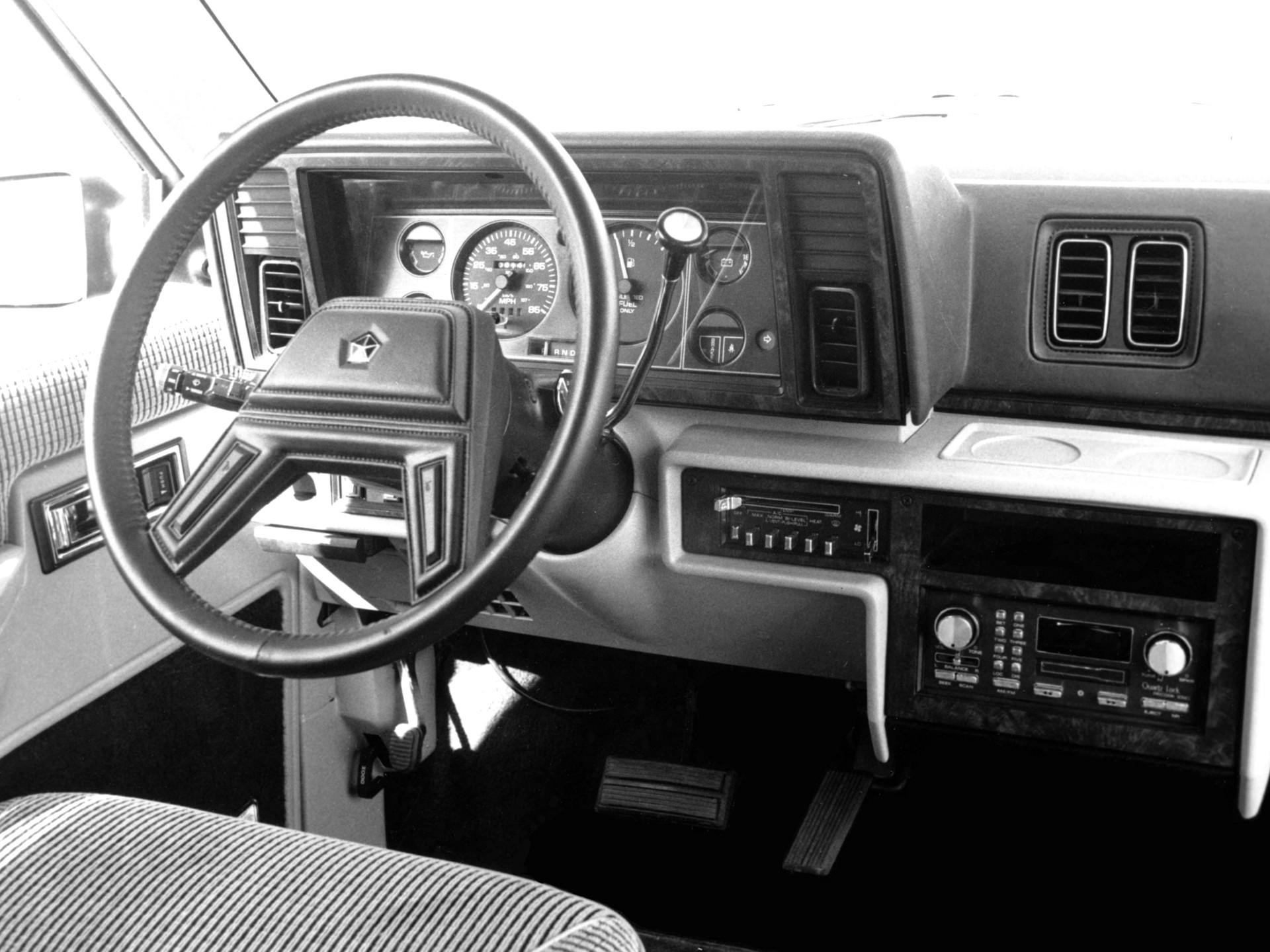 DODGE Caravan specs - 1983, 1984, 1985, 1986, 1987, 1988 ...